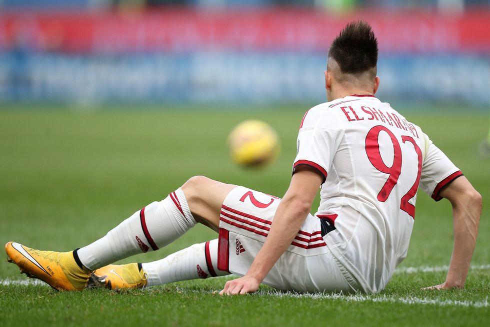 Milan: stagione finita per El Shaarawy?