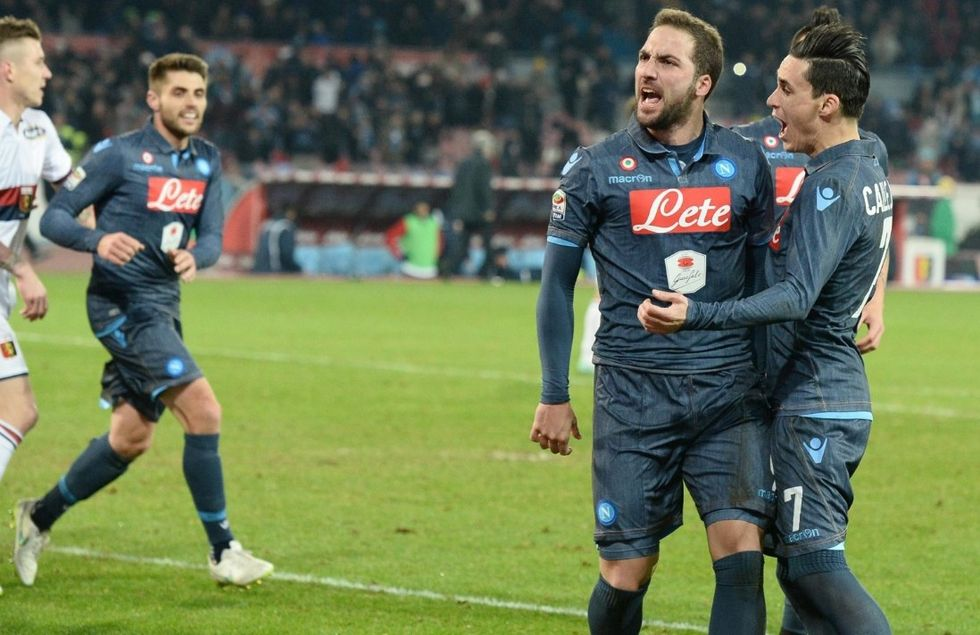 Borsino Champions League: scatto Napoli, Inter e Milan addio