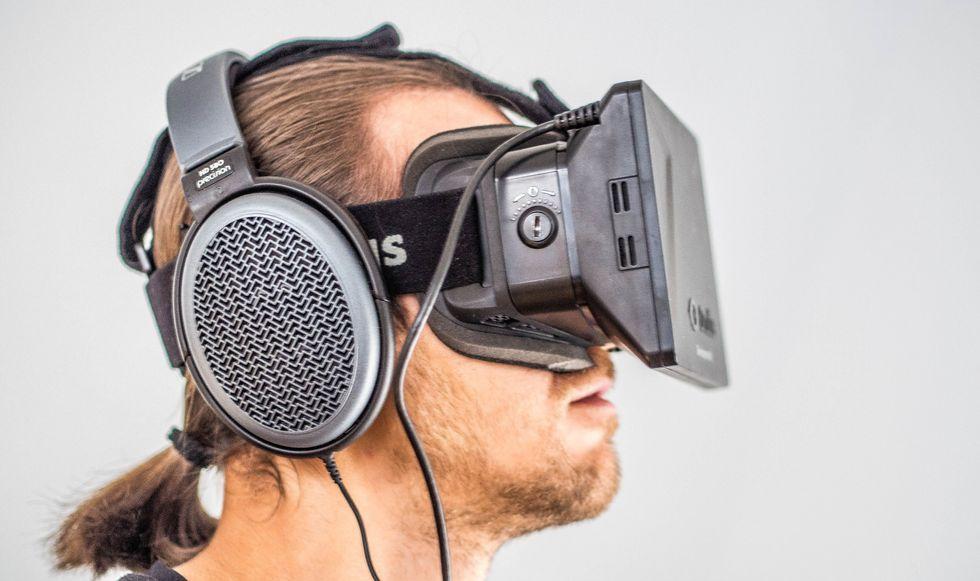 Oculus, con la realtà virtuale il cinema non sarà più lo stesso