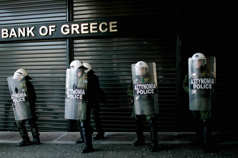 Quanti soldi servono alla Grecia, subito