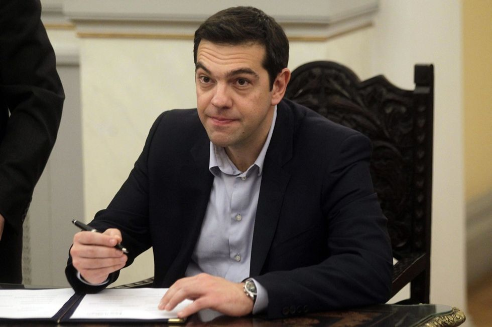 Tsipras, il nuovo Che Guevara europeo