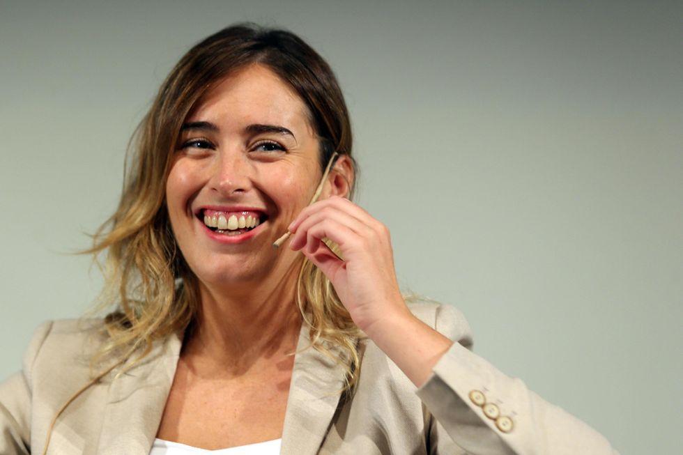 """Maria Elena Boschi, da """"Miss del Pd"""" a signora dell'Italicum"""