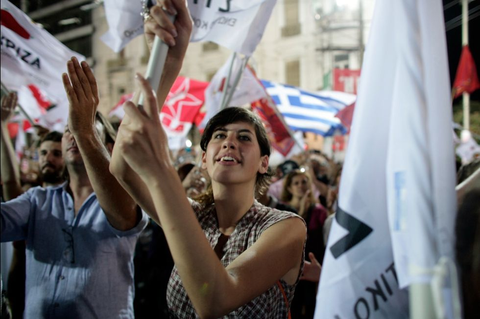 Grecia: il vero ostacolo per l'accordo è Syriza