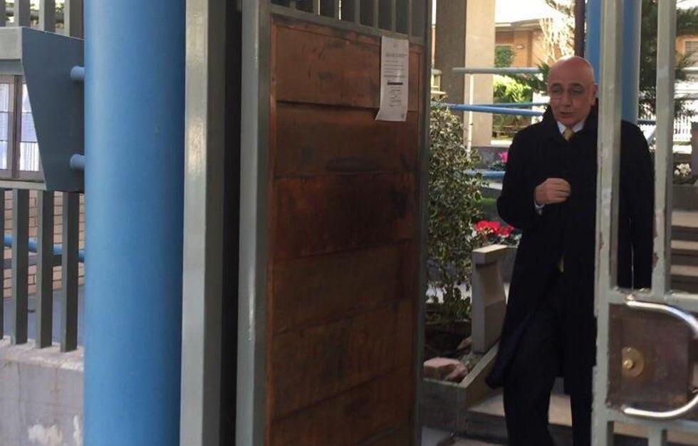 Galliani a casa Destro: figuraccia o mossa da grande dirigente?