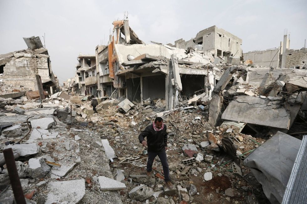 Kobane, quello che resta dopo la battaglia