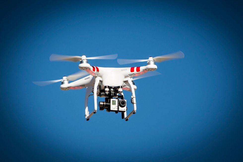 Pericolo droni in 5 punti