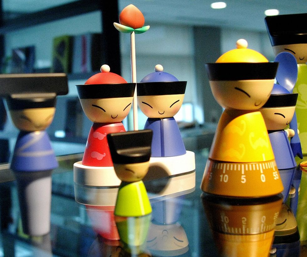 Alessi Mutants, an exhibition of 3D creations