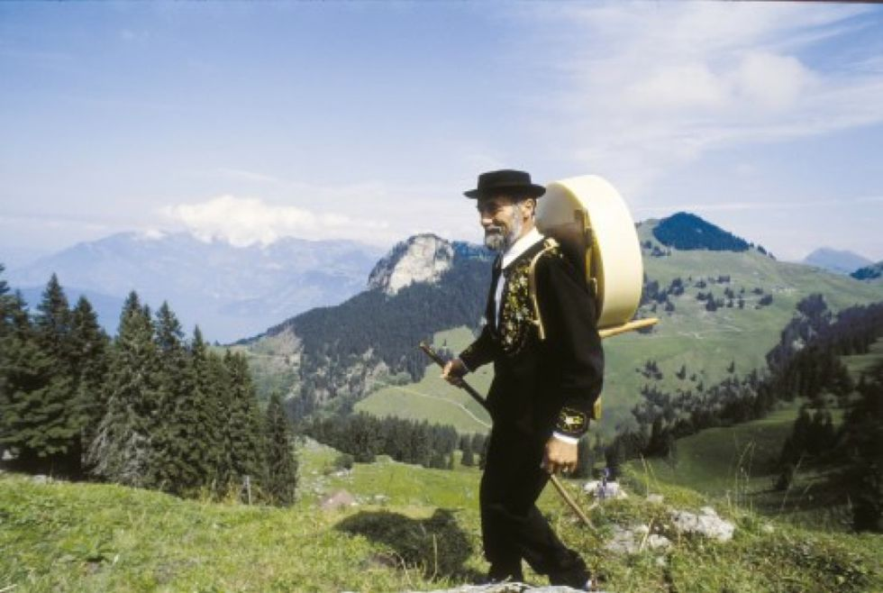 L'industria svizzera del formaggio compie 200 anni