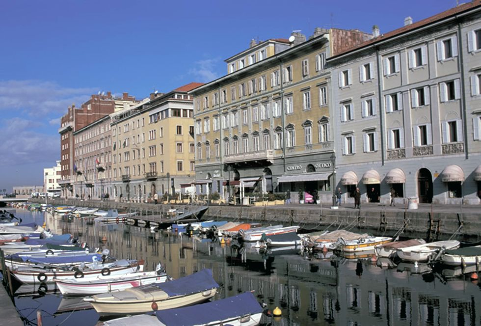 Discovering the different souls of Trieste