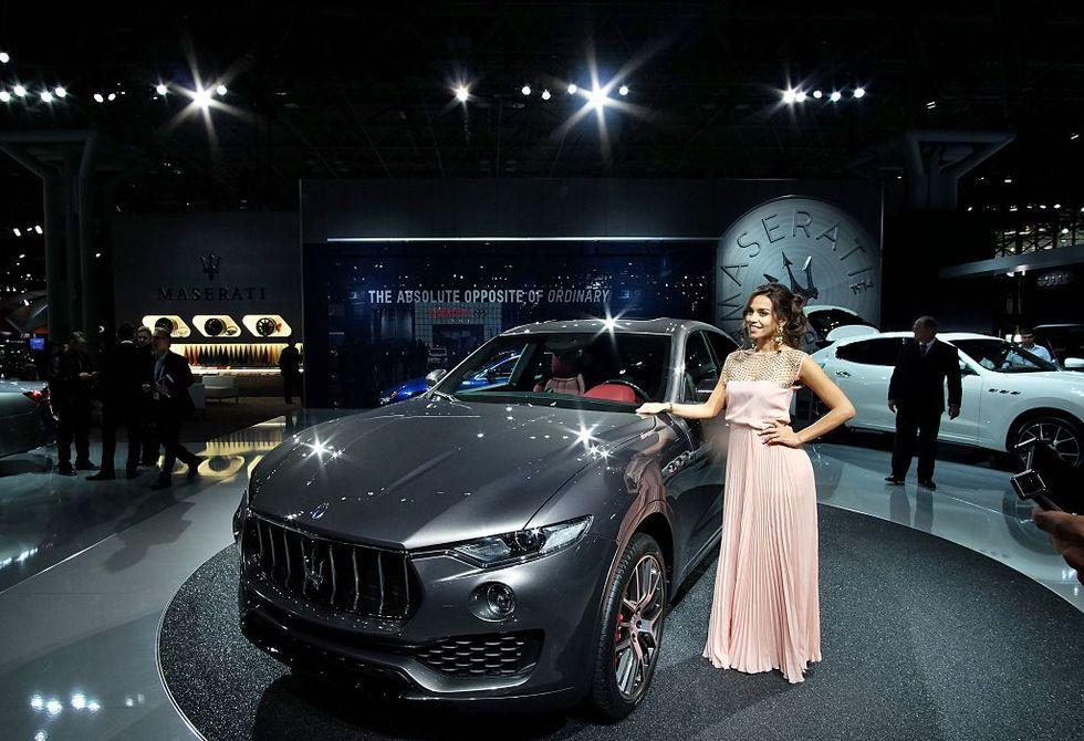 Maserati bets on SUV in China