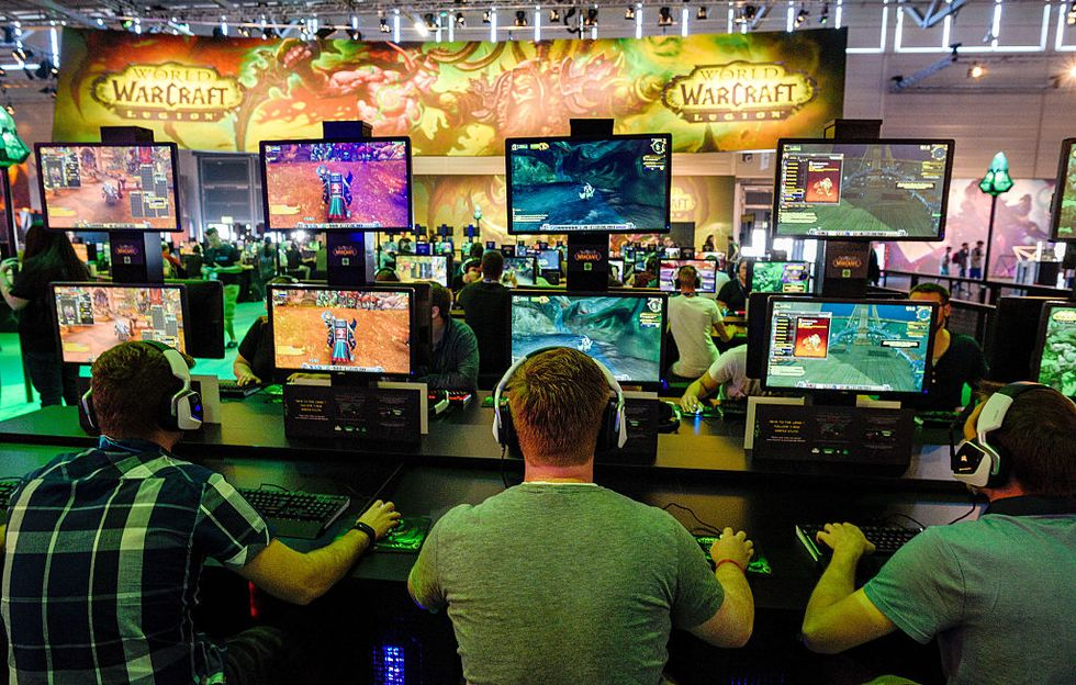 Why videogames are booming in Italy