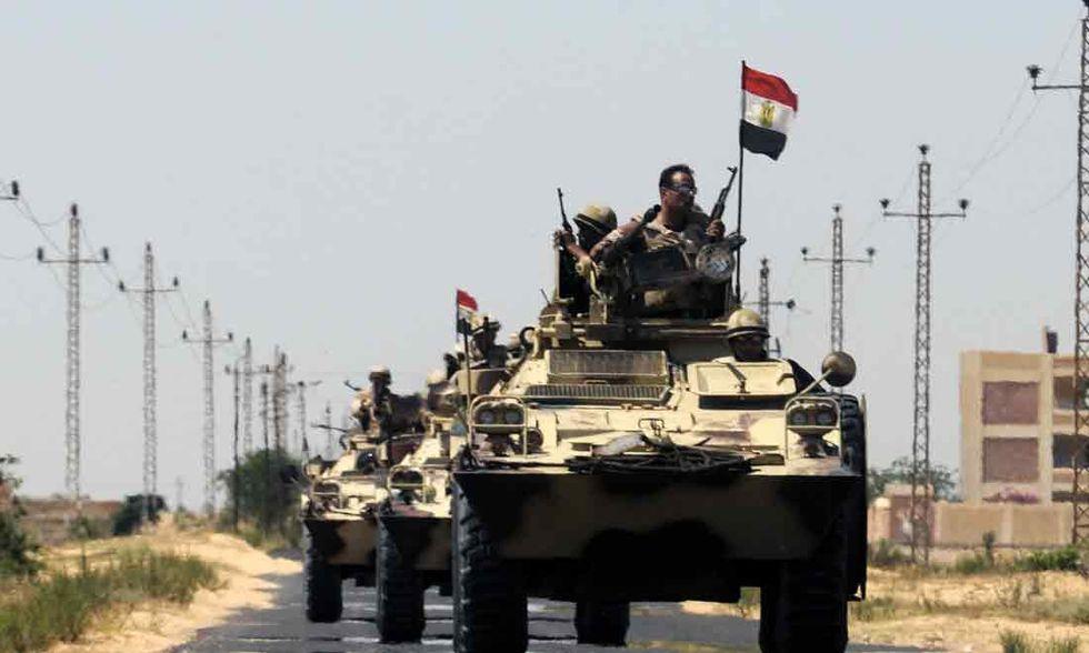 Isis, carneficina sul Sinai egiziano