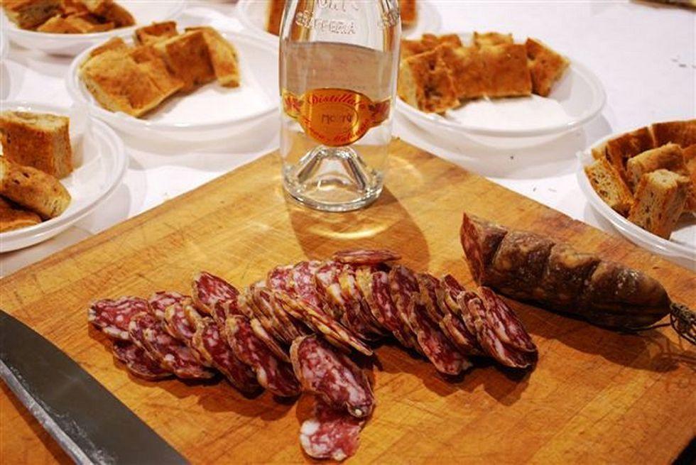 Garda con Gusto, Riva del Garda's food festival