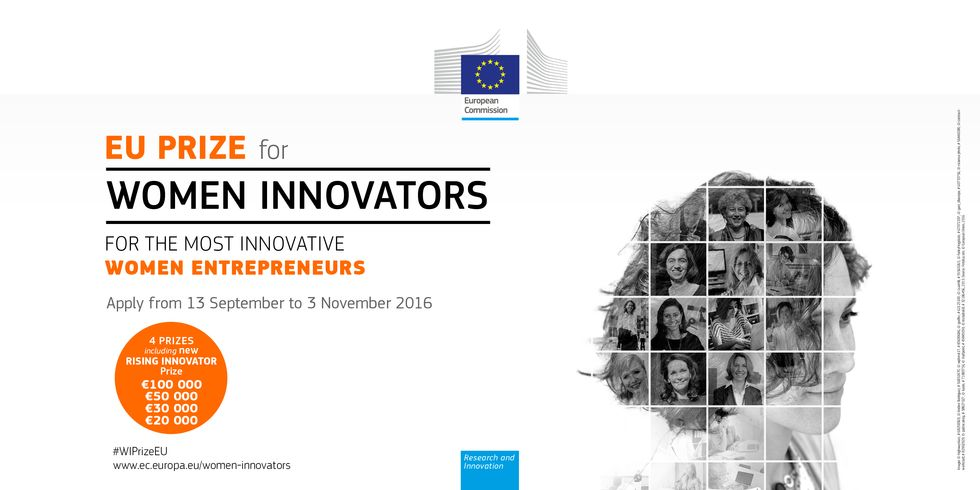 EU Prize for Women Innovators 2017