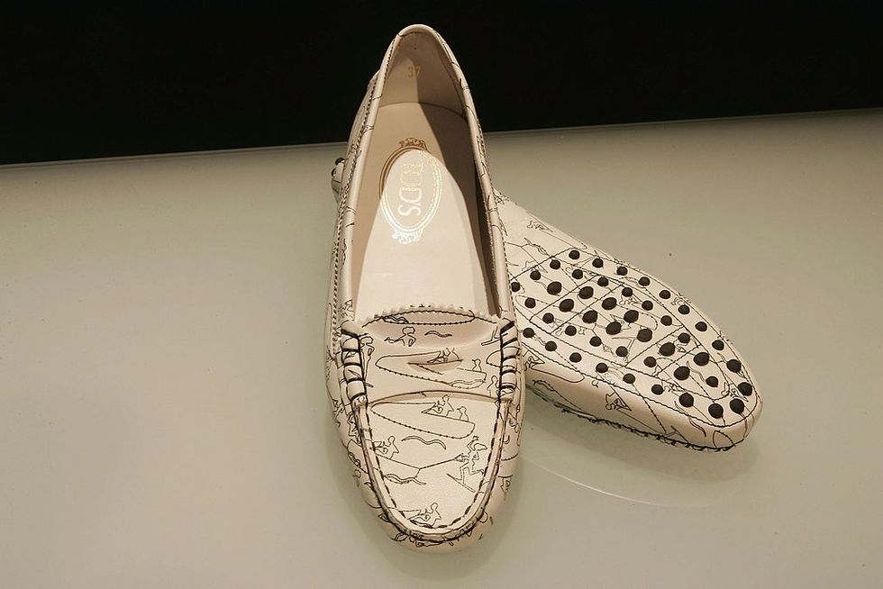 Tod's Gommino shoe, an icon celebrated in Hong Kong