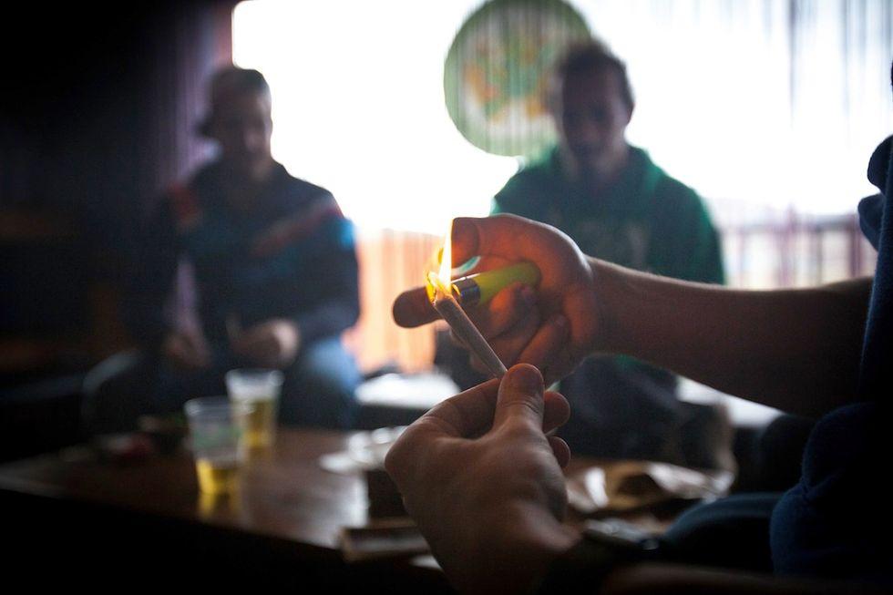 Per il Super Bowl a Seattle in vendita joints alla marijuana special edition