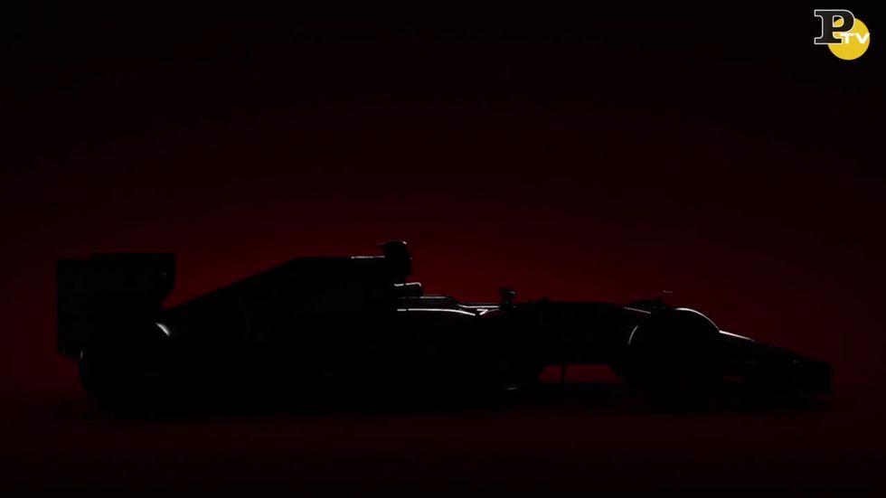 Ecco la Ferrari SF15-T