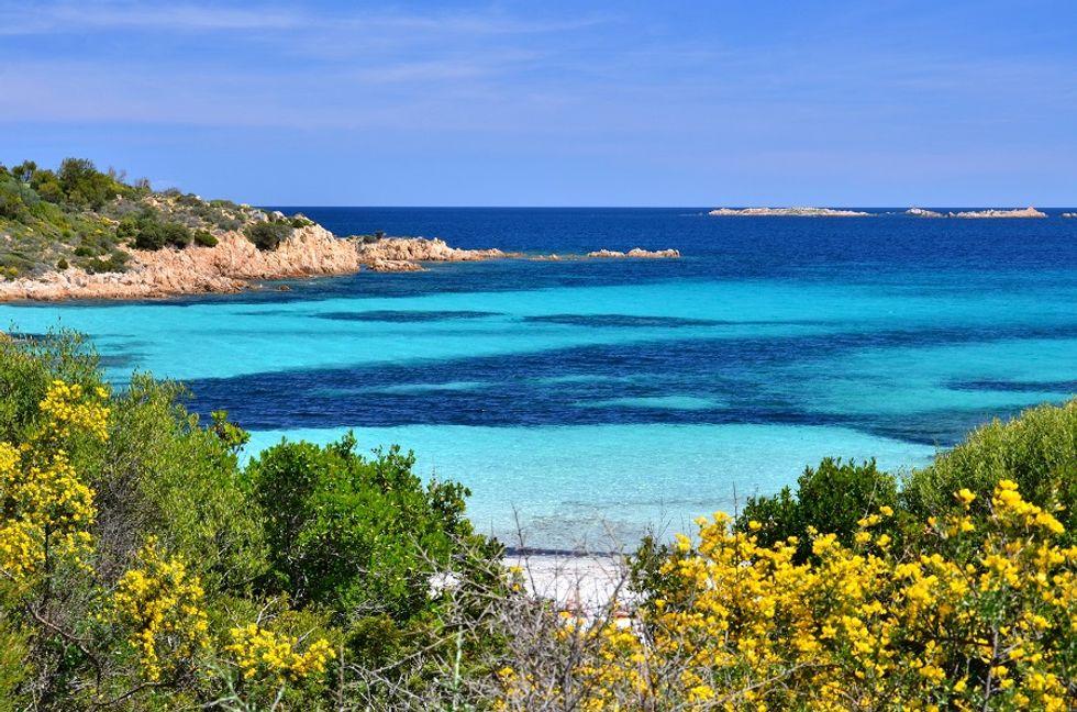 The Best European Beaches are in Sardinia