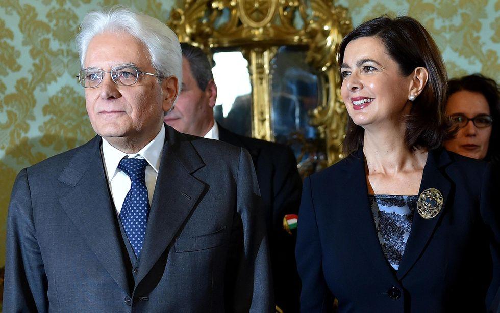 Sergio Mattarella è Presidente della Repubblica