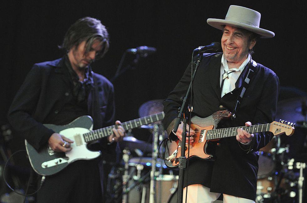 "Bob Dylan: ""Blood on the tracks"" diventerà un film"