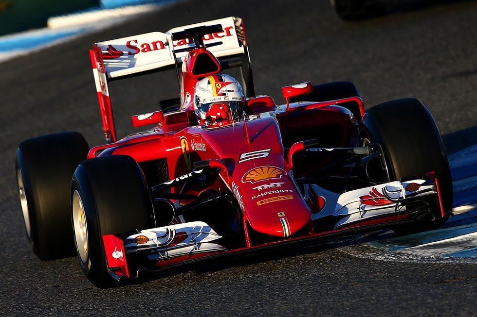 Ferrari: Vettel a Jerez, si comincia