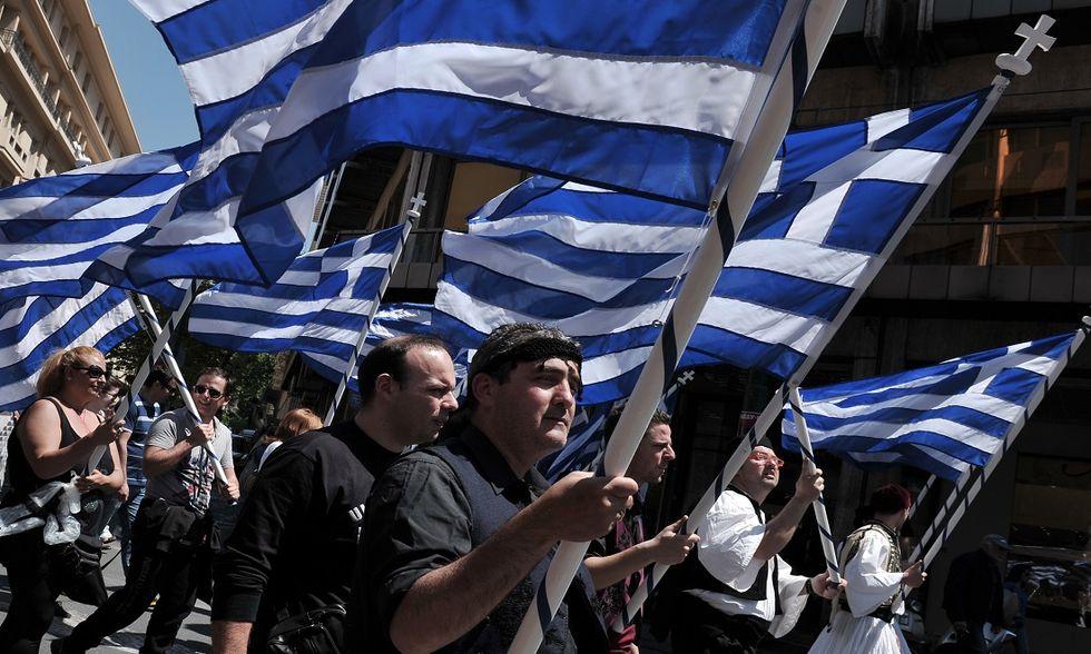 I tre motivi per cui la Grecia non deve ripagare il debito con l'Europa