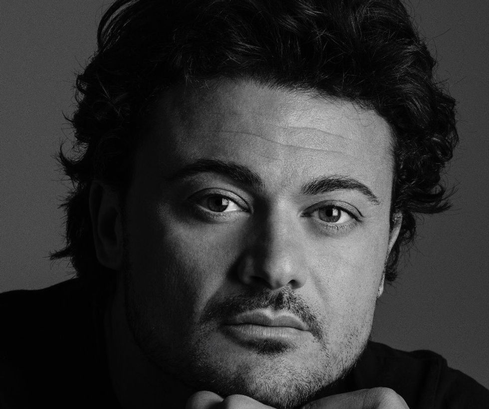 Vittorio Grigolo is a guest star at This is Italy, Parts Unknown