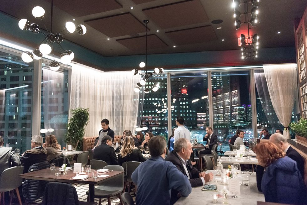Italian food and biodiversity protagonists in New York City