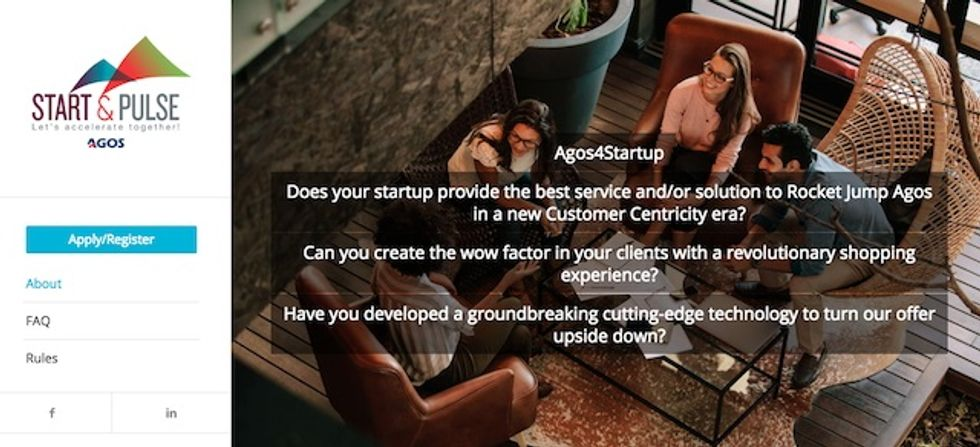 """Start&Pulse: a new """"customer centric"""" call for European startup"""