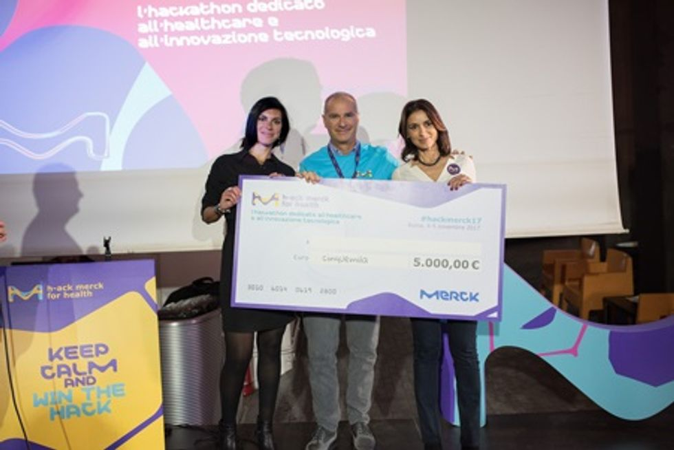Introducing Merck for Health winners