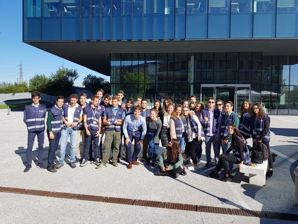 How Nestle' made school-to-work-apprenticeships successfull, in Italy