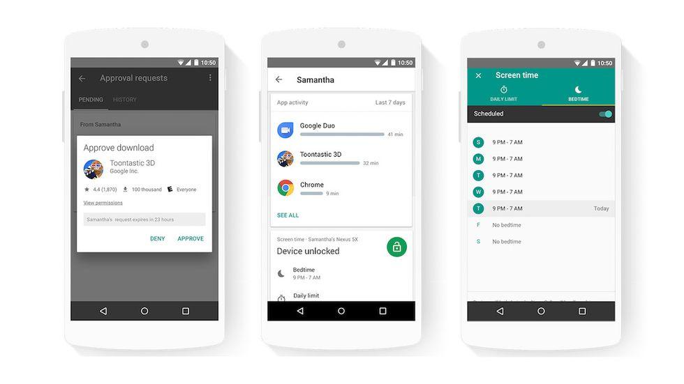 Come funziona Family Link, l'app per controllare lo smartphone dei figli