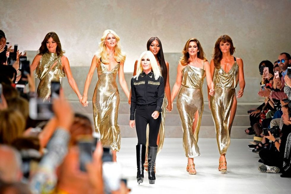 Why 2017 is the year of Versace