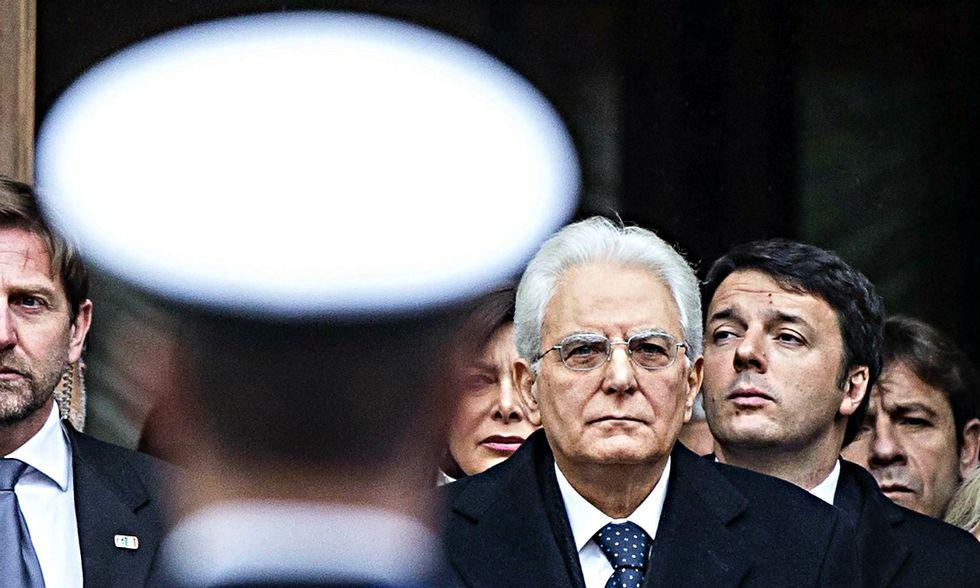 Presidente Mattarella, è tempo di voltare pagina