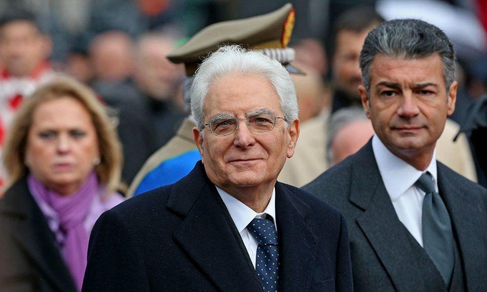 """Tunisi, Mattarella: """"L'Italia non si fa intimorire"""""""