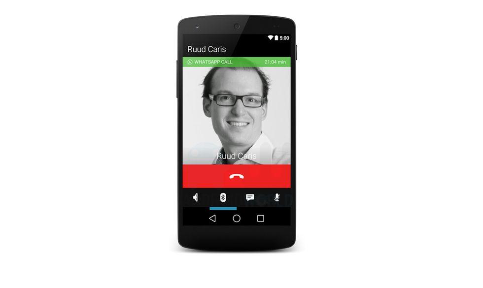 WhatsApp, via alle telefonate gratis. Ecco come fare