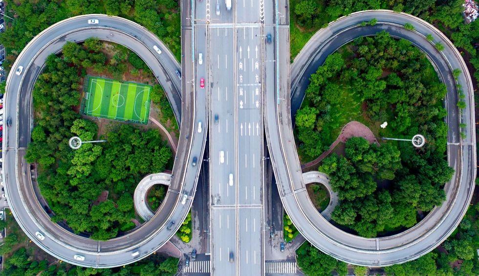 cina autostrada