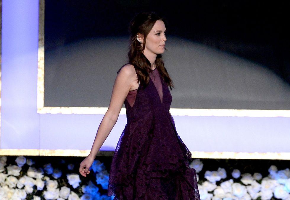 """Keira Knightley incinta: """"Preferisco gli abito comodi"""""""