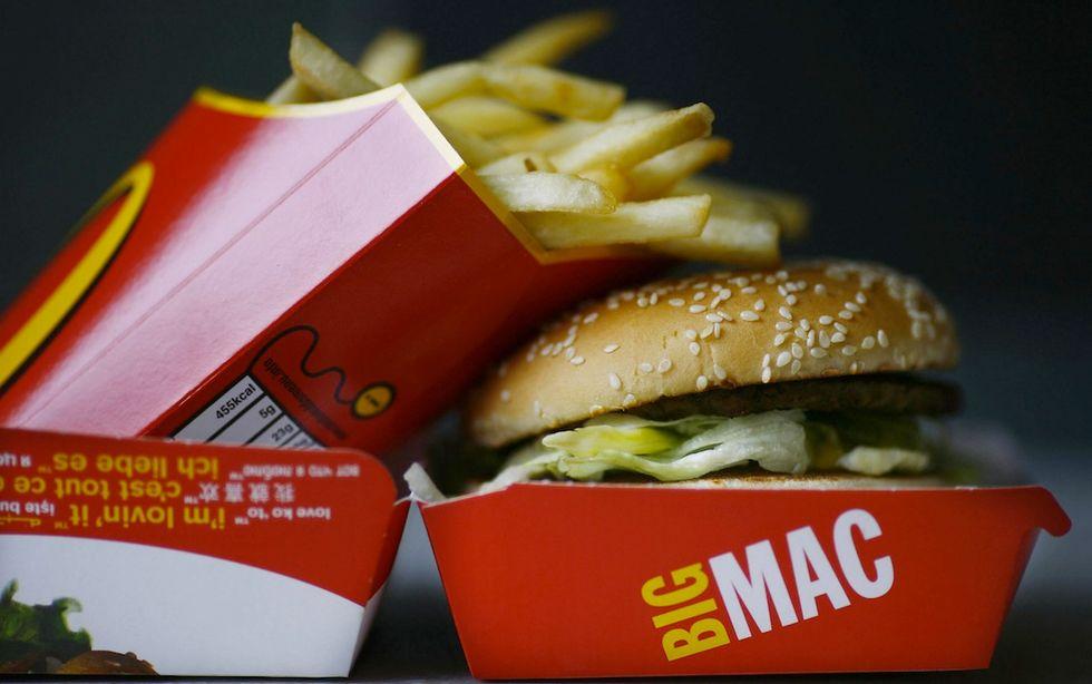 McDonald's, all'asta su eBay la salsa del Big Mac