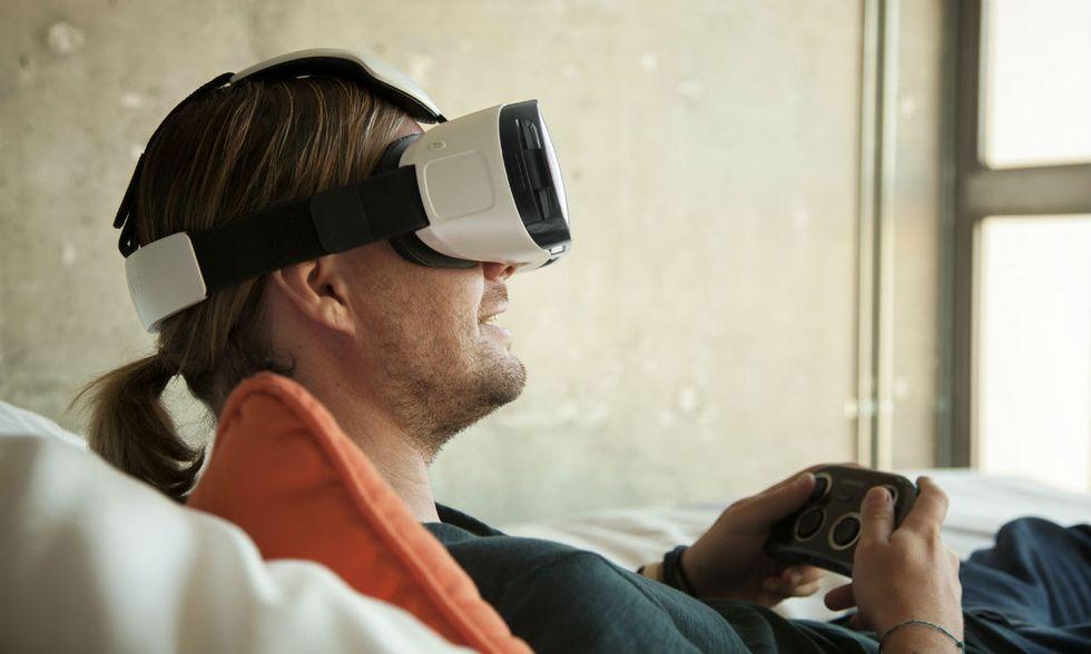 Samsung Gear VR, la nostra prova in anteprima