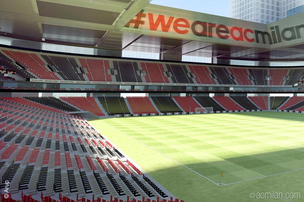 Via libera allo Stadio Milan: il progetto può diventare realtà