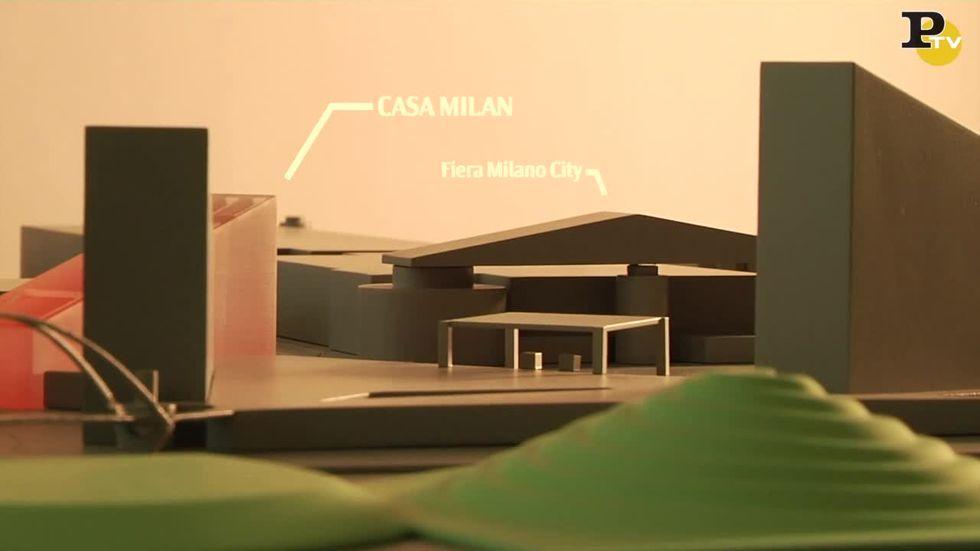 Milan: ecco il nuovo stadio - le immagini