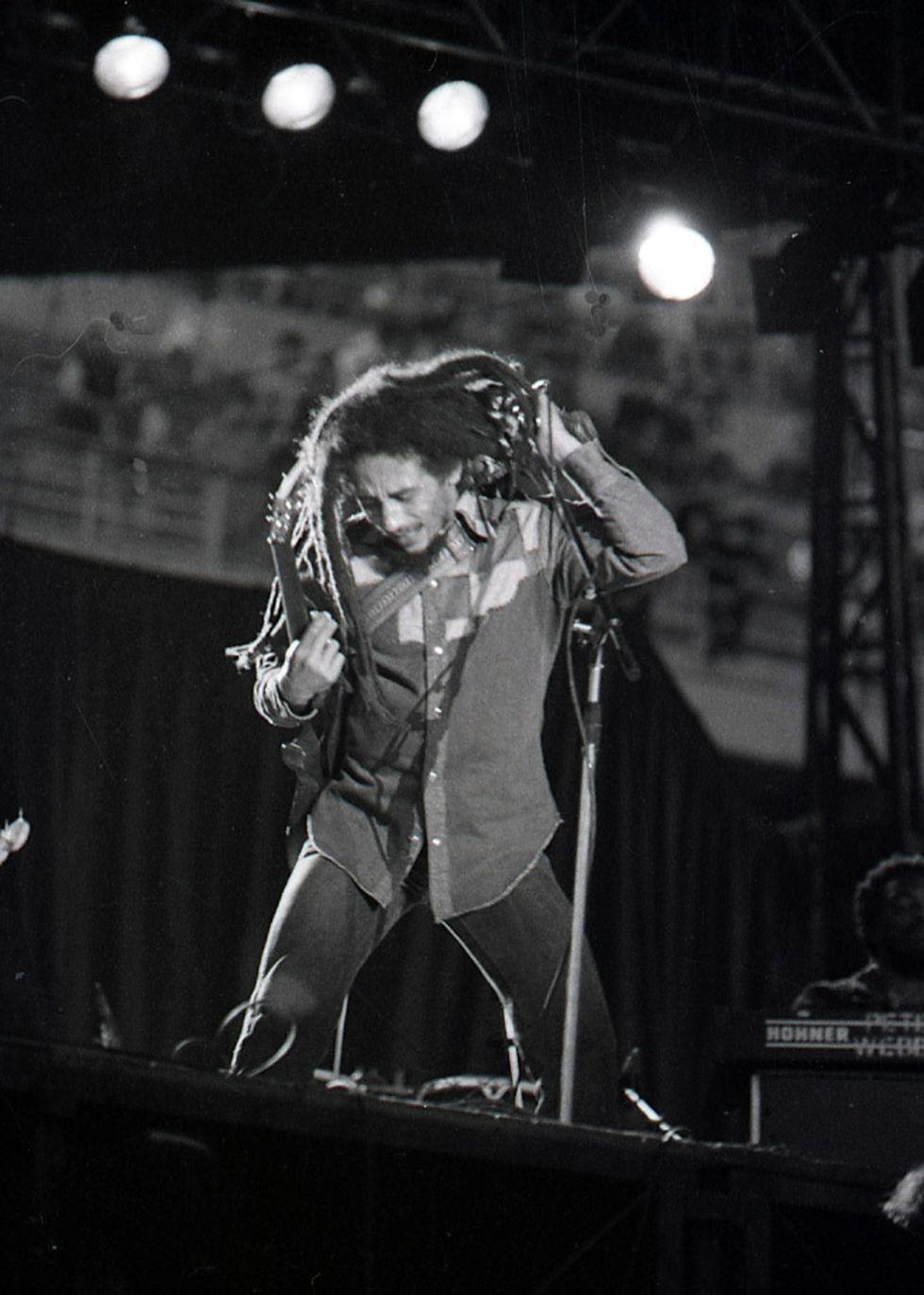 Bob Marley: 36 anni fa l'indimenticabile concerto di San Siro