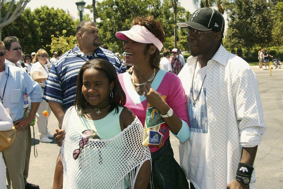 Bobby Brown: chi è il padre di Bobbi Kristina Houston