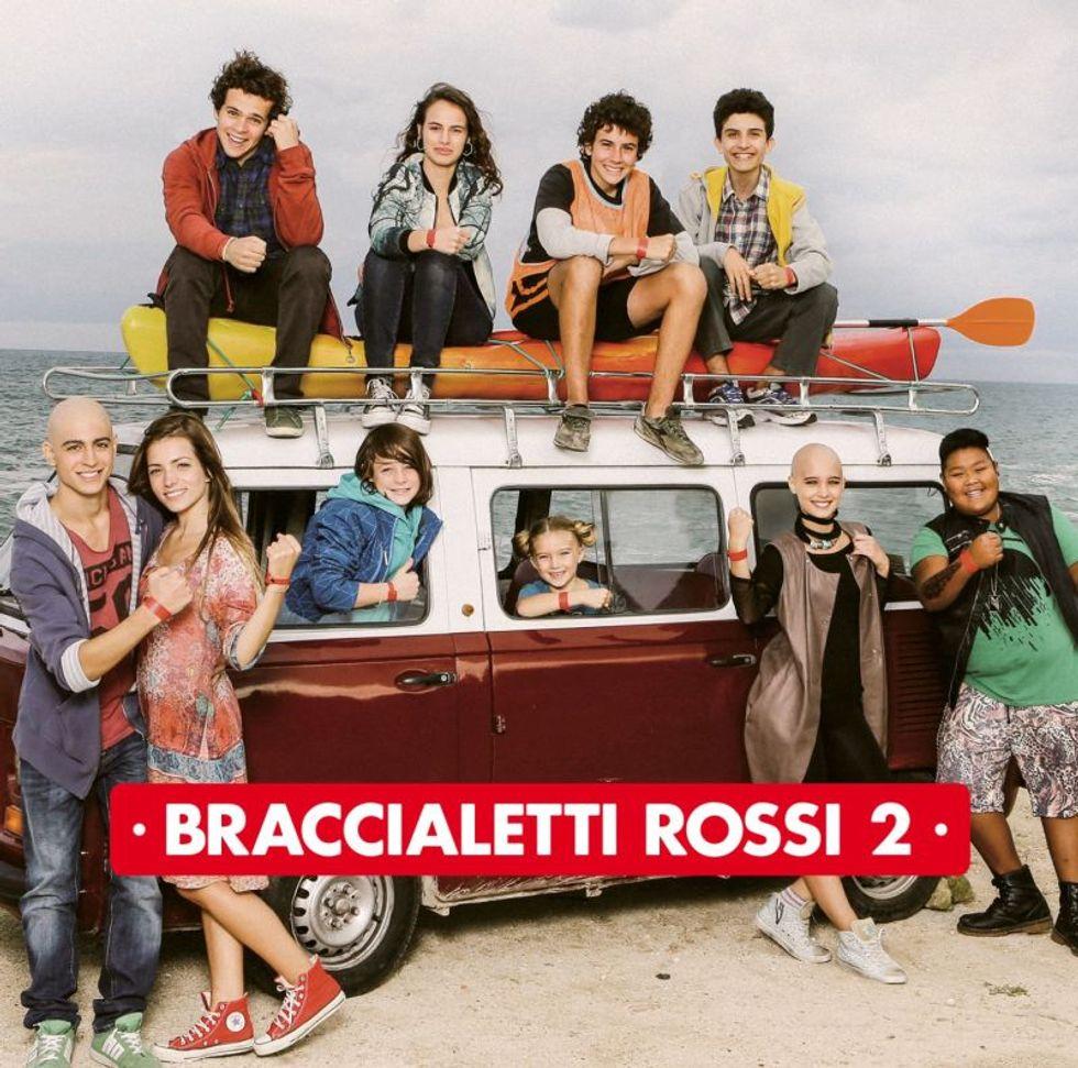 """""""Braccialetti rossi"""": la colonna sonora della seconda stagione"""