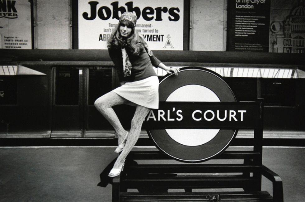 Foto di Londra di Gian Butturini