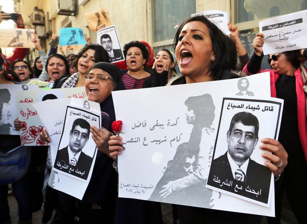 """""""Il dopo-Mubarak è persino peggio di Mubarak"""""""