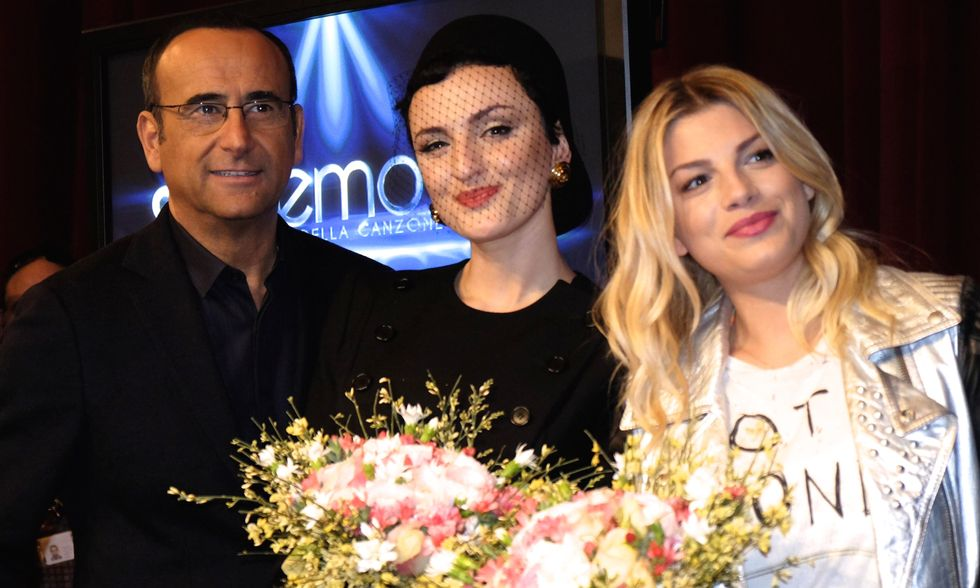 Sanremo 2015: tutti gli album dei Big e le copertine