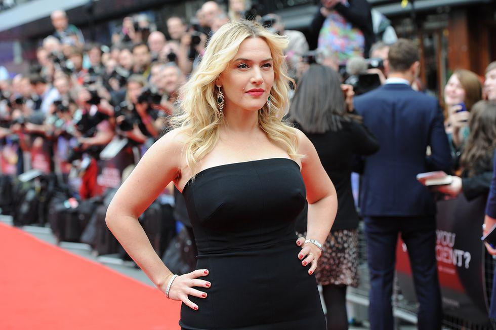 """Kate Winslet: """"Il divorzio non è poi così male"""""""