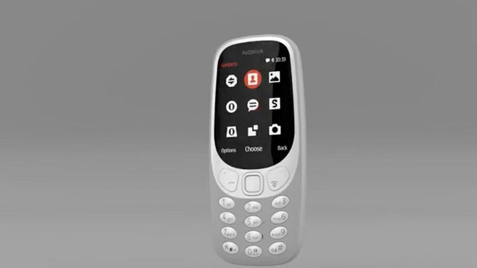 Nokia 3310, bello e inutile (per chi va negli USA)